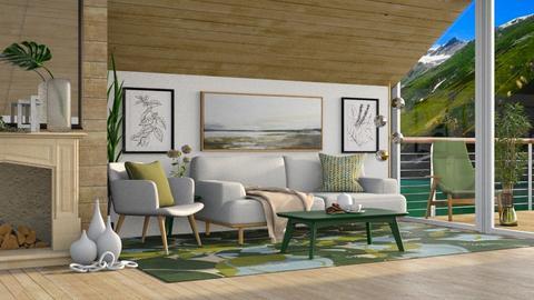 lake_contest - Bedroom  - by nitya_avvari
