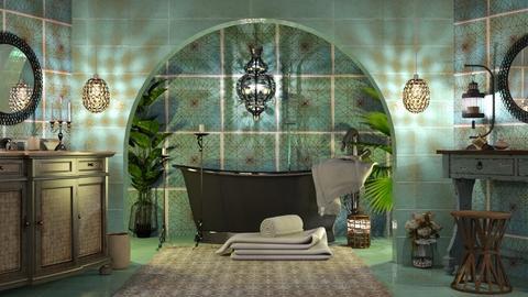 TM Bathroom - by ZsuzsannaCs