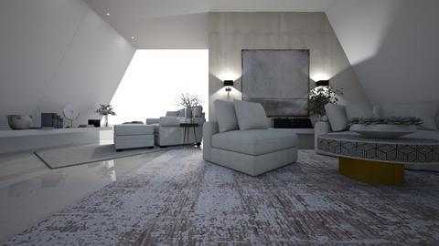 inclinado - Living room  - by ana111
