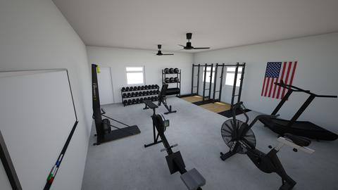Station 2 Gym Remodel - by rogue_82873ad7ae102a92378ae194b4a07