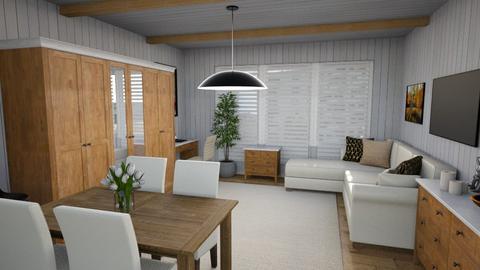 pno1 - Living room  - by ewcia3666
