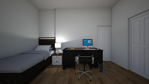spanish bedroom - Bedroom  - by Nlebaron