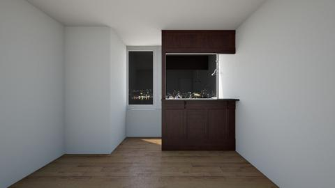 APARTMENT MINIBAR - by KC Pechangco