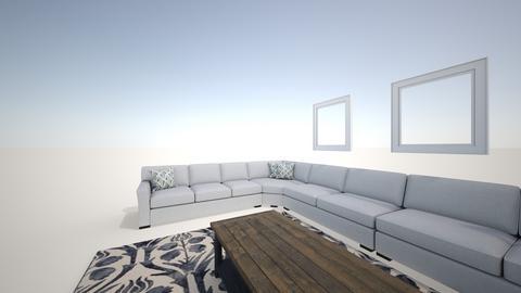 Aspen Sterling foam colle - Modern - Living room  - by bakrev