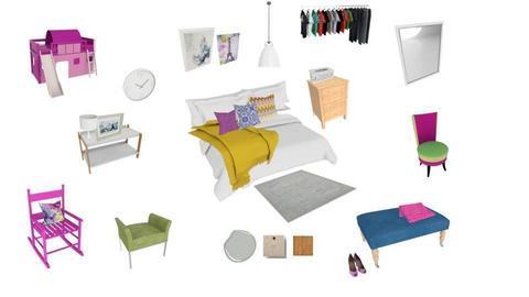 room - by sofiaguadarrama