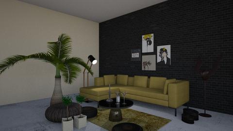 zithoek flat - Bedroom - by BFactor