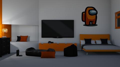 SUS - Modern - Bedroom  - by Minicop27
