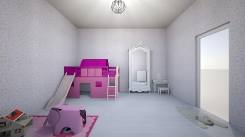 cah santos - Kids room  - by carolyne_moreirah