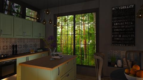 kitchen - Kitchen  - by Gel Colbert