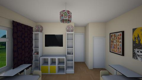 Kids room rethink - Eclectic - Kids room - by pinklilith