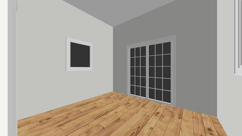Scale Floor Plan - by etinajero12