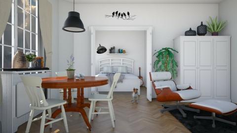 Waterford - Vintage - Dining room  - by Liu Kovac