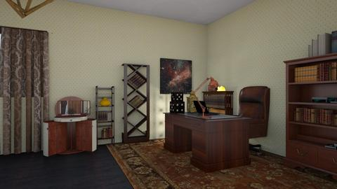 Antique office - Vintage - Office  - by hales2342