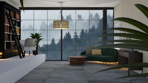 Emily - Living room  - by Meghan White