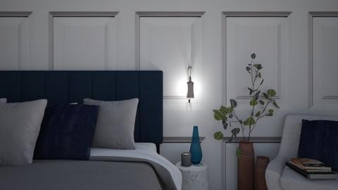 Peace  - Bedroom  - by KylaTH