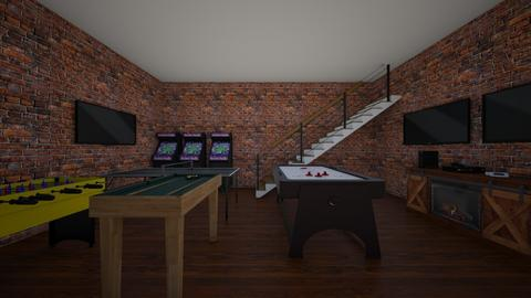 rich uncles game room  - by suppafiola
