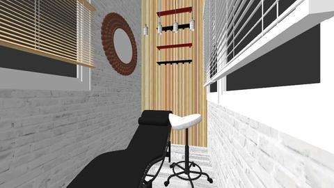 Balcony_on_the_kitchen - Minimal - Kitchen  - by olga2007