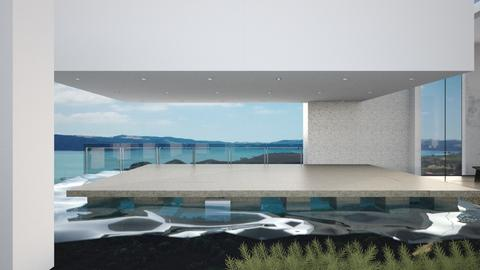 modern dream home - by fred20