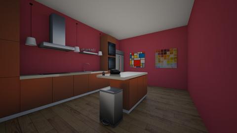 kitchen room - Kitchen  - by joemurphy417