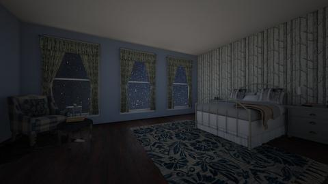 hush - Classic - Bedroom  - by Piper Nader