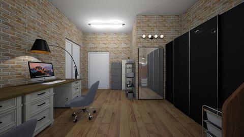 my life  - Bedroom  - by _friedmomo_