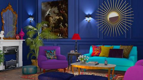 maximalist abode - by Marina Struwig