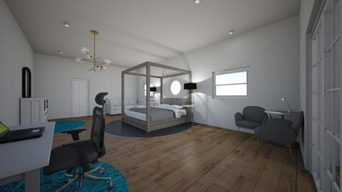 DDs Dream Room - Modern - Bedroom  - by yeahbre