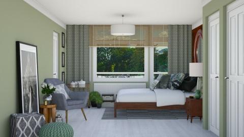 Bedroom Redesign 2 - Modern - Bedroom  - by pandajoy