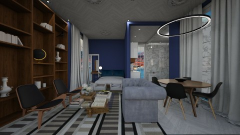 Casa134 - Classic - Living room  - by nickynunes