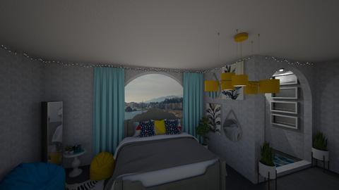 7 - Bedroom  - by perevalova