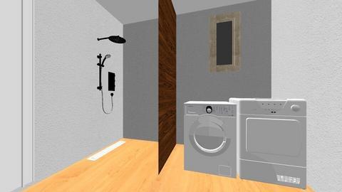 koupelka prizemi - Bathroom  - by martinekx