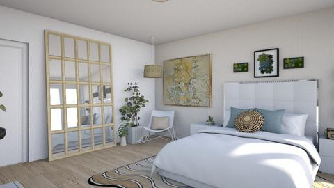 bedroom - by pfeilmarissa