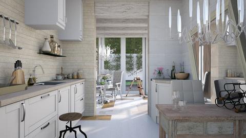 Paul_1  - Modern - Kitchen  - by Gurns