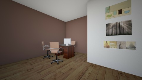 Real Estate Office - Country - Office  - by andenwieseler