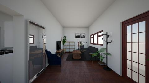 Living Room - Living room  - by demijade97