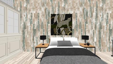 Bunker - Bedroom  - by MrDanger