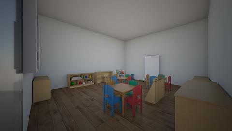 childcare  - by kvmmyx