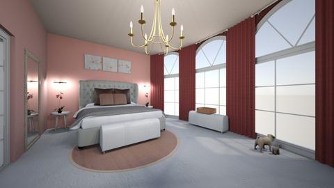 Megan  - Bedroom  - by Meme6103