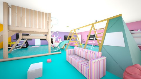 Project  - Modern - Kids room  - by Sume321
