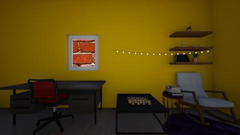 loft - Kids room  - by MomoBeag