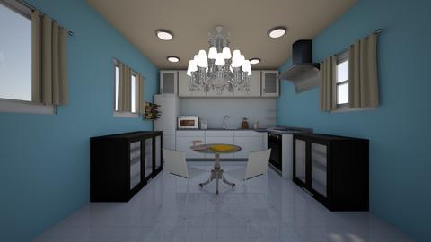 kitchen - Kitchen  - by krishtinaaa1