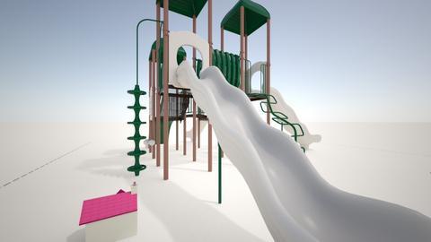 The Playground - Garden  - by haenamiese_61