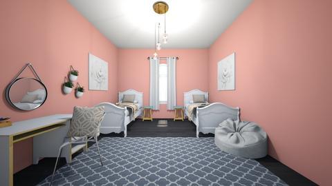 challenge room - Bedroom  - by haileyc