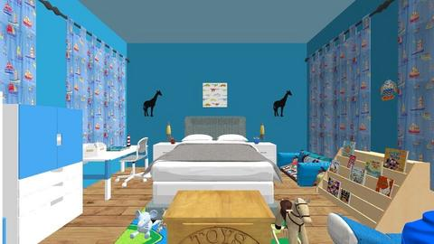 Smol Childs Room - Kids room  - by Palams2003