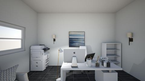 shoog hassan77 - Office  - by shoog