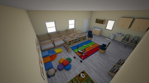Tristyn Taylor Infant Roo - Kids room - by BLQNKRDZCELAMZMLRCCQEJERBNYUWBL