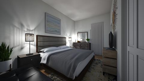Bedroom Inspiration - Modern - Bedroom  - by Redesigned Finds