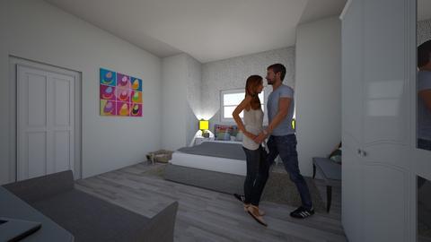 Bedroom - by jule28