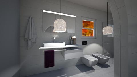 Formal Hotel Suite 1  - Bathroom  - by KylaTH