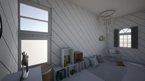 DIY Crafts Bedroom - Bedroom - by HyperPiper